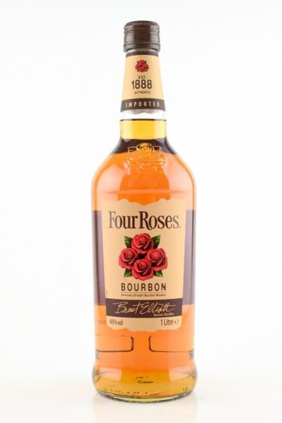 Four Roses 40%vol. 1,0l