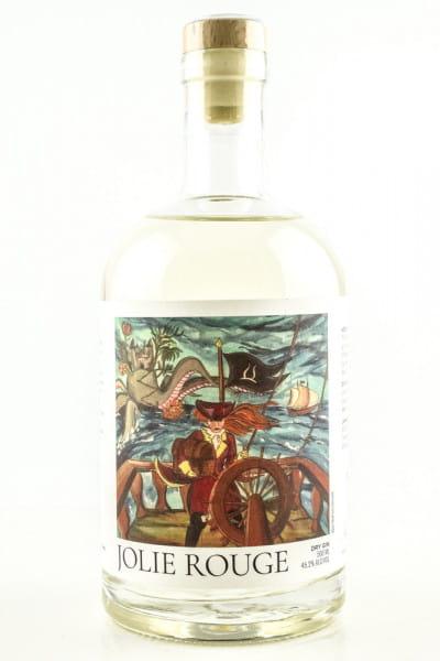 Hernö Jolie Rouge Dry Gin 45,2%vol. 0,5l
