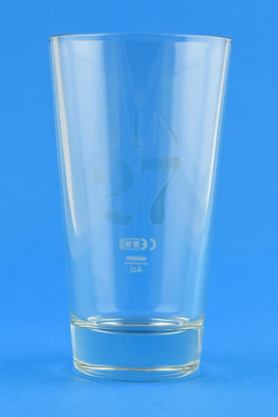 GIN 27 Longdrink-Glas