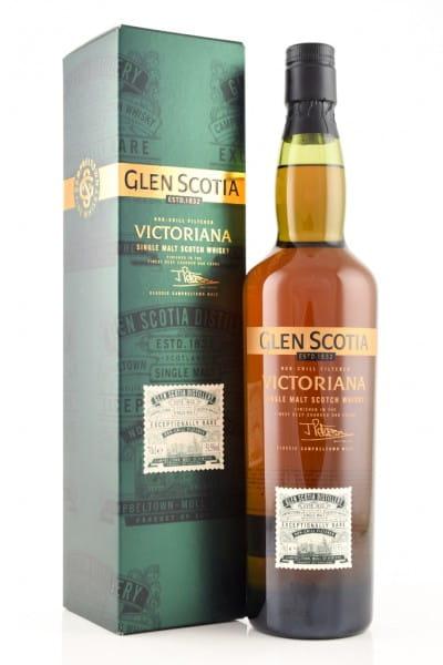 Glen Scotia Victoriana 51,5%vol. 0,7l
