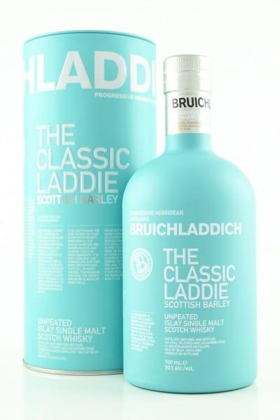 Bruichladdich Scottish Barley 50%vol. 0,7l