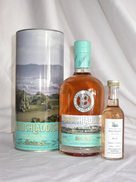 Bruichladdich Rocks 46%vol. Sample 0,05l