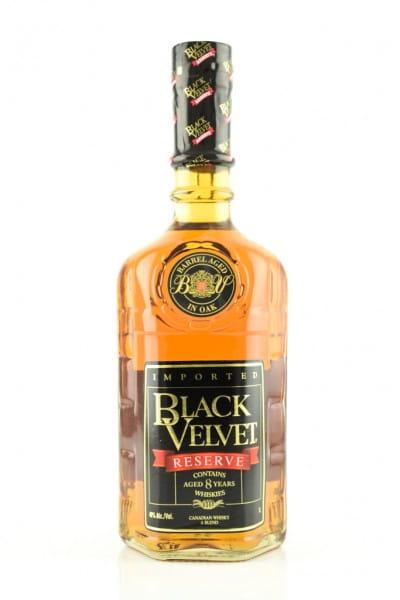 Black Velvet Reserve 8 Jahre 40%vol. 1,0l