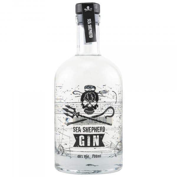 Sea Shepherd Gin 46%vol. 0,7l