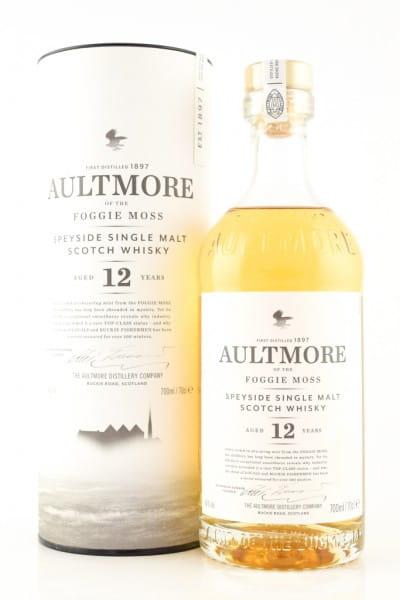 Aultmore 12 Jahre 46%vol. 0,7l