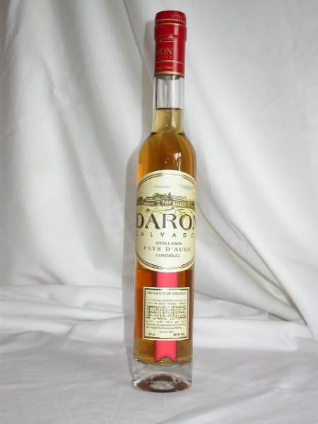 Daron Fine Calvados Pays d'Auge 40%vol. 0,35l
