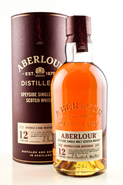 Aberlour 12 Jahre Double Cask Matured 40%vol. 0,7l