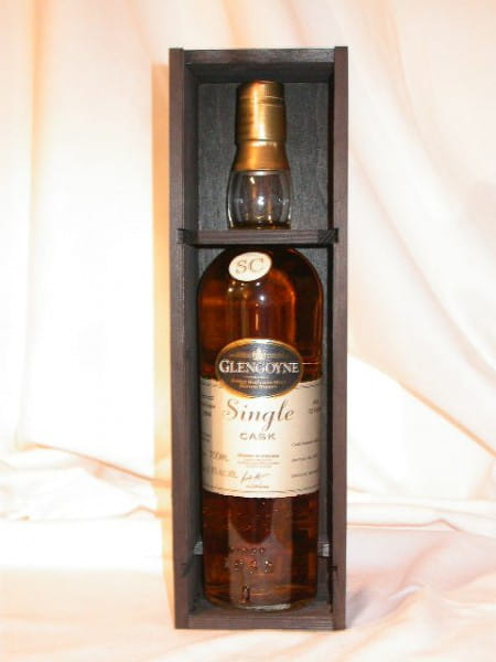 Glengoyne 1994/2005 Rum Finish Single Cask 61,8%vol. 0,7l