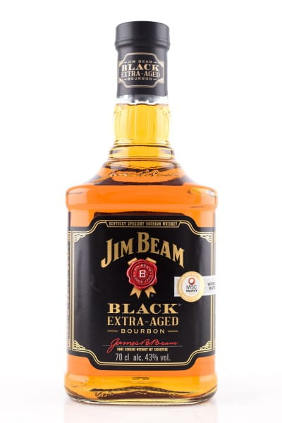 Jim Beam Black 43%vol. 0,7l