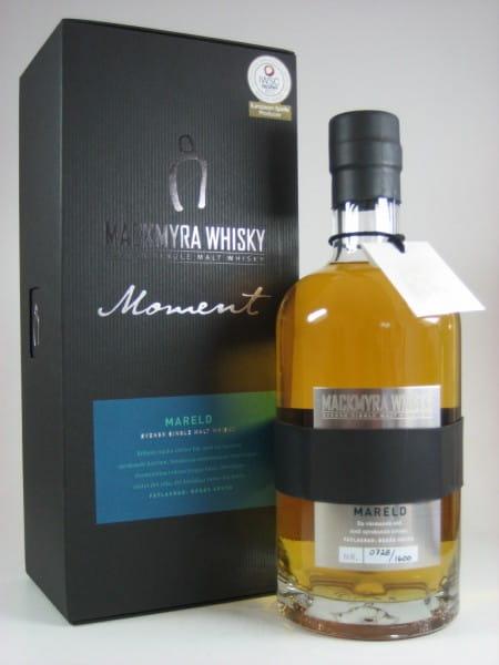 Mackmyra Moment Mareld Svensk Single Malt Whisky 52,2%vol. 0,7l
