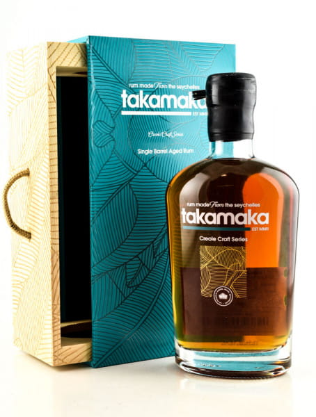 Takamaka Creole Craft Series Single Barrel 55,3%vol. 0,7l