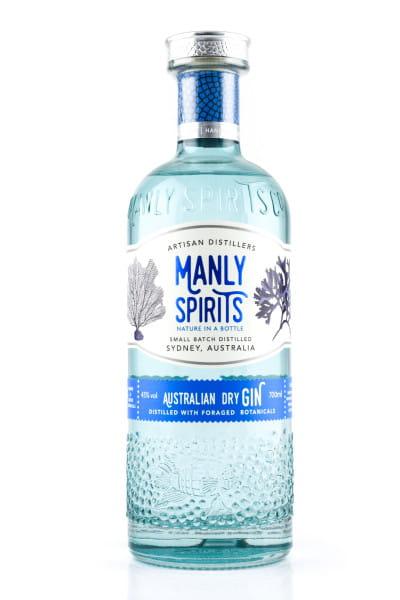 Manly Spirits - Australian Dry Gin 43%vol. 0,7l