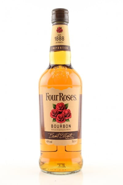 Four Roses Bourbon 40%vol. 0,7l