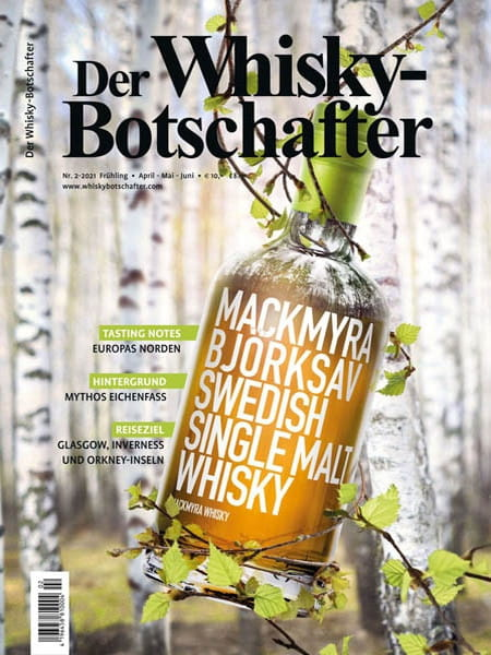 Der Whisky-Botschafter Heft 2021/2 Frühling
