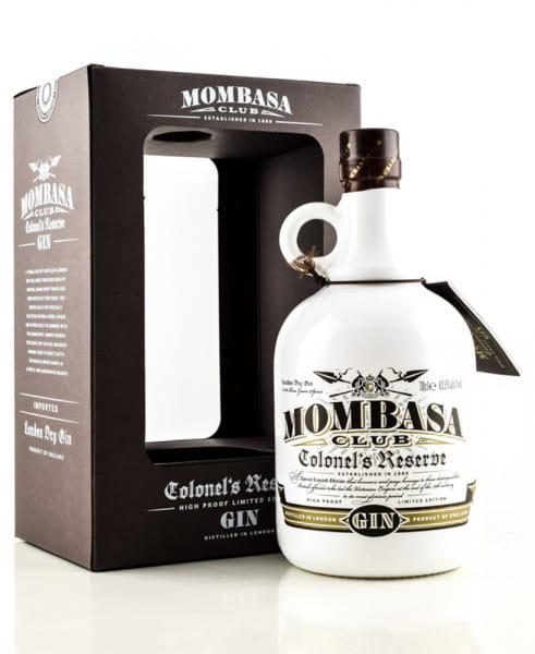 Mombasa Club Colonel's Reserve Gin 43,5%vol. 0,7l