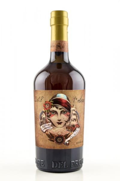 Il Gin del Professore à la Madame 42,9%vol. 0,7l