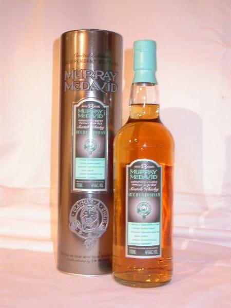 Auchentoshan 92/05 Bourbon/Viognier Murray McDavid 46%vol. 0,7l