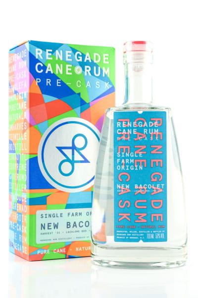 Renegade Can Rum - Pre-Cask New Bacolet Pot Still 50%vol. 0,7l