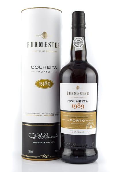 Burmester Colheita 1989 20%vol. 0,75l
