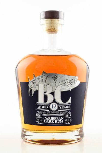 BC 12 Jahre 40%vol. 0,7l