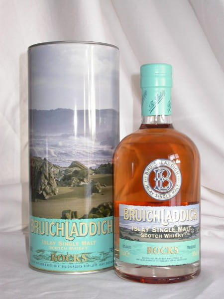 Bruichladdich Rocks 46%vol. 0,7l (altes Design)