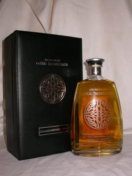 Cameronbridge 33 Jahre 1974/2007 Celtic Heartlands 48,3%vol. 0,7l