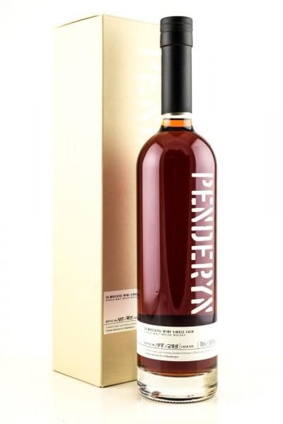 Penderyn ex-Moscatel Wine Single Cask W28 59,8%vol. 0,7l
