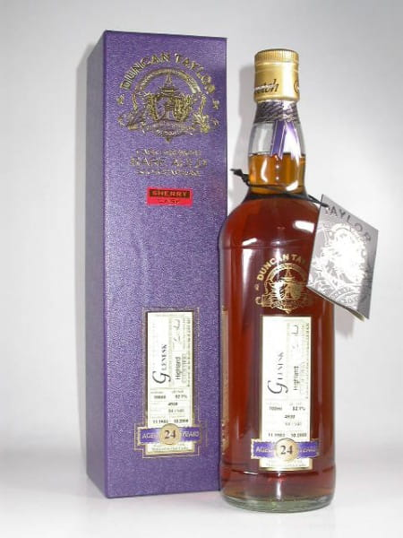 Glenesk 24 Jahre Sherry 1983/2008 Rare Auld Duncan Taylor 52,1%vol. 0,7l