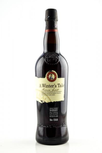 A Winter's Tale Medium Sweet Sherry Williams & Humbert 19,5%vol. 0,7l