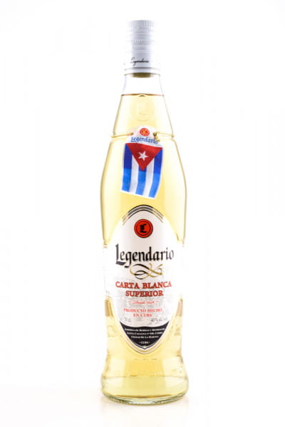 Legendario Carta Blanca Superior 40%vol. 0,7l