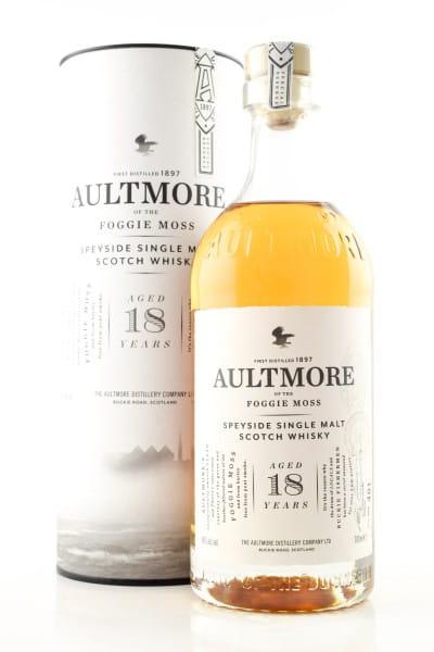 Aultmore 18 Jahre 46%vol. 0,7l