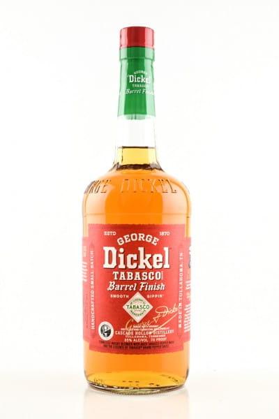 George Dickel Tabasco Barrel Finish 35%vol. 1,0l