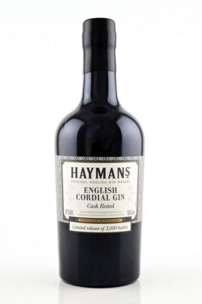 Hayman's English Cordial Gin 42%vol. 0,5l