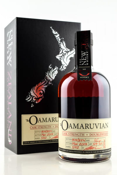 The Oamaruvian 16 Jahre The New Zealand Whisky Co. 57,4%vol. 0,5l
