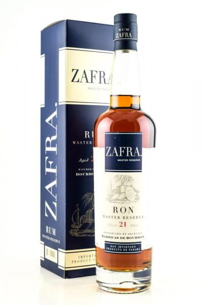 Zafra Master Reserve 21 Jahre 40%vol. 0,7l
