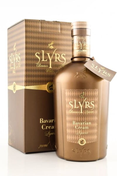 Slyrs Bavarian Cream Liqueur 17%vol. 0,7l