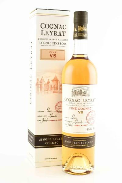 Leyrat VS Fine Cognac Fins Bois 40%vol. 0,7l