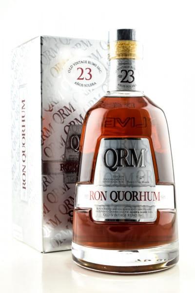 Ron Quorhum 23 Jahre 40%vol. 0,7l