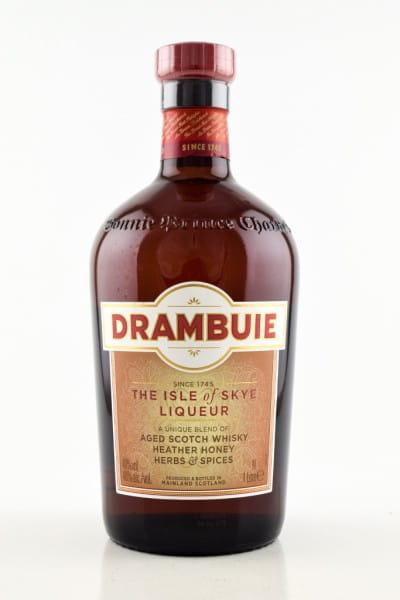 Drambuie Whisky Liqueur 40%vol. 1,0l