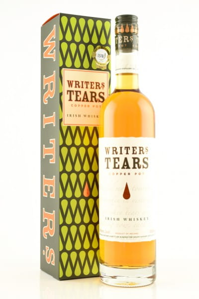 Writers Tears - Irish Pot Still Blend 40%vol. 0,7l