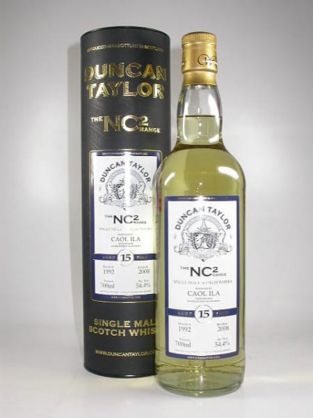 Caol Ila 1992/2008 The NC2-Range Duncan Taylor 54,4%vol. 0,7l