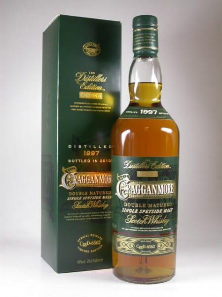 Cragganmore 1997/2010 Distillers Edition 40%vol. 0,7l