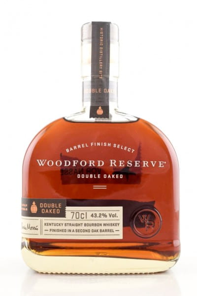Woodford Reserve - Double Oaked 43,2%vol. 0,7l