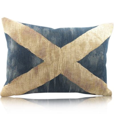 Schottland Kissen St Andrews Cross - Evans Lichfield ca. 45x33cm