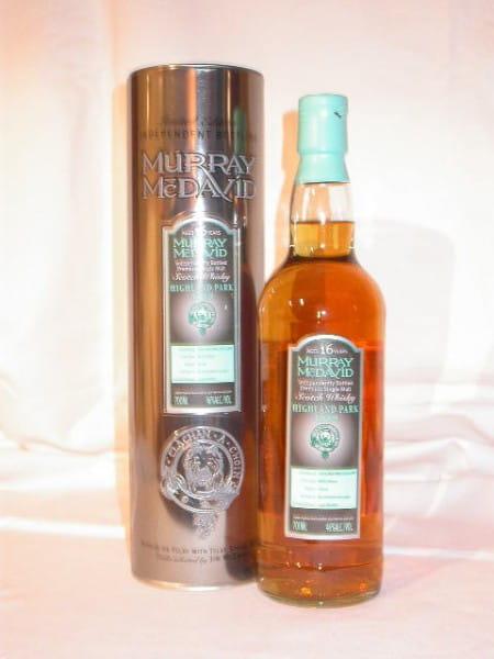 Highland Park 1989/2005 Refill Sherry Murray McDavid 46%vol. Sample 0,05l