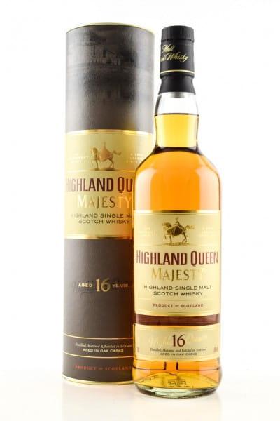 Highland Queen Majesty 16 Jahre 40%vol. 0,7l
