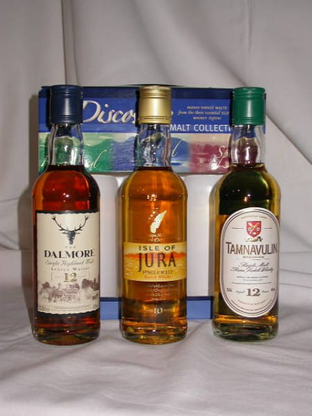 Discovery Malt Collection 40%vol. 3x 333ml