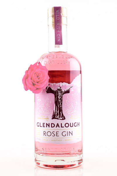 Glendalough Rose Gin 37,5%vol. 0,7l
