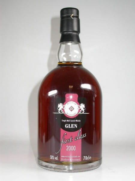 Glen first class 2000 Malts of Scotland 50%vol. 0,7l