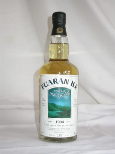 Fuaran Ile 1994/2007 (Lagavulin) Cask No. 1520 46%vol. Sample 0,1l